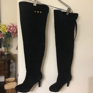 Kelsi Dagger leather Boots